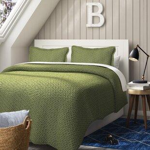 Marielle Reversible Quilt Set by Birch Lane™ Heritage