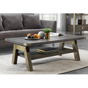Everly Quinn Rockport Coffee Table