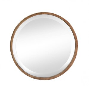 Wall Mirror Round round mirrors you'll love   wayfair