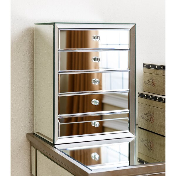 5 Drawer Jewelry Box Wayfair