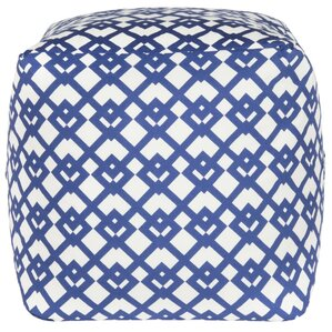 Straton Pouf Ottoman by Mercury Row
