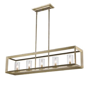 Three Posts Thorne Modern 5-Light Kitchen Island Pendant