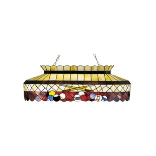 Meyda Tiffany Tiffany 6-Light Billiard Light