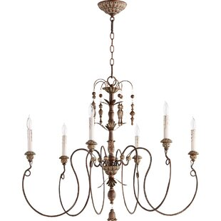 Paladino 6-Light Chandelie..
