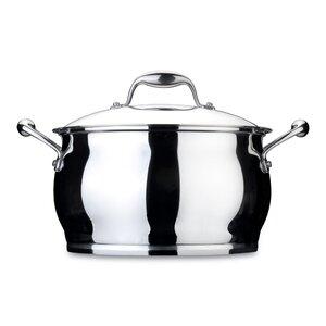 Zeno 10.6-qt. Stock Pot with Lid