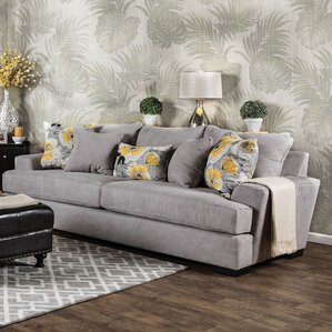 Black Mesa Sofa by Red Barrel Studio