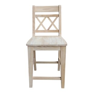 Affordable Price San Jose 24 Bar Stool by Loon Peak Reviews (2019) & Buyer's Guide