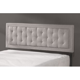 Keesler Upholstered Panel Headboard by Alcott Hill