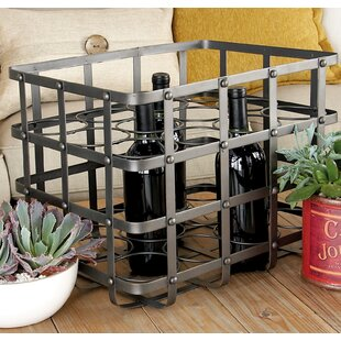 12 Bottle Tabletop Wine Rack by Cole & Grey