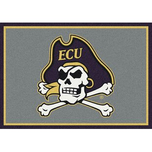 Collegiate East Carolina University Doormat By My Team by Milliken