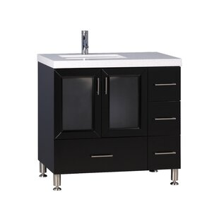 Karson 36 Single Bathroom Vanity Set by Home Loft Concepts
