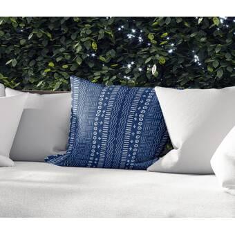 East Urban Home Border Terrier Square Indoor Outdoor Throw Pillow Wayfair