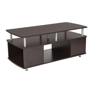 Knute Coffee Table with Storage by Ebern ..