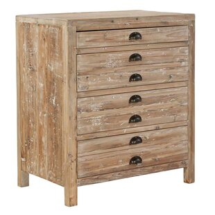 Ordinaire Small Apothecary 4 Drawer Accent Chest