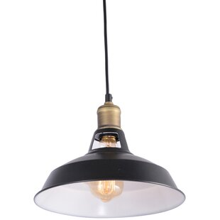 Retro pendant lighting fixtures Vintage Hanging Light 1light Inverted Pendant Wayfair Retro Pendant Light Wayfair