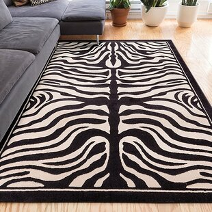 Zebra Print Rugs Wayfair