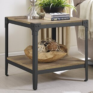 Casters End Side Tables