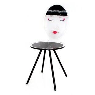 Avon Madame Misaki Side Chair by Rosdorf Park