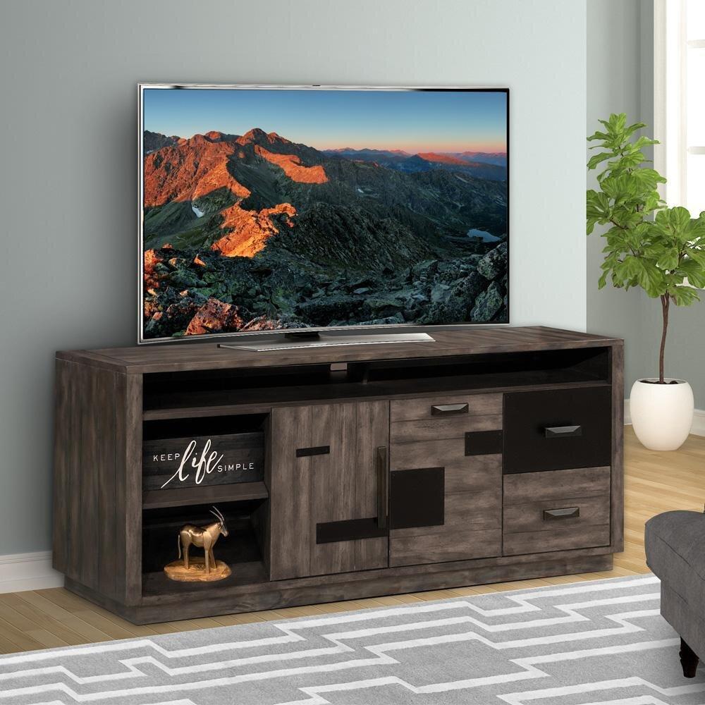 Loon Peak Mukul Tv Stand For Tvs Up To 85 Wayfair