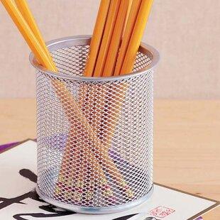 Design Ideas Mesh Pencil Cup