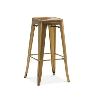 Maple Bluff Steel Stackable 30 Bar Stool (Set of 16) by Trent Austin Design