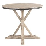 Nunley Solid Wood Dining Table by Gracie Oaks