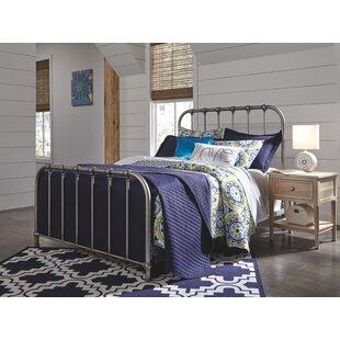 Llanas Panel Bed