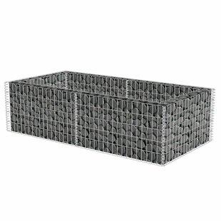 Metal Planter Box By Symple Stuff