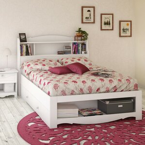 Francis Mate S Bed With Storage