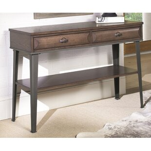Review Acker Console Table By Millwood Pines