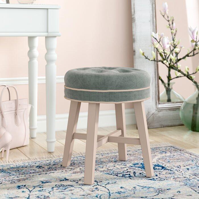 Swell Kautz Vanity Stool Ncnpc Chair Design For Home Ncnpcorg