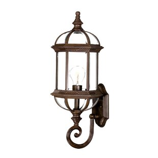 Find a Grenville 1-Light Outdoor Cast Aluminum Sconce By Darby Home Co