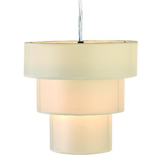 Mcgill 1-Light Drum Pendant