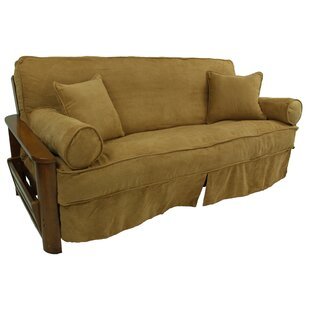 Box Cushion Futon Slipcover Set by Blazing Needles