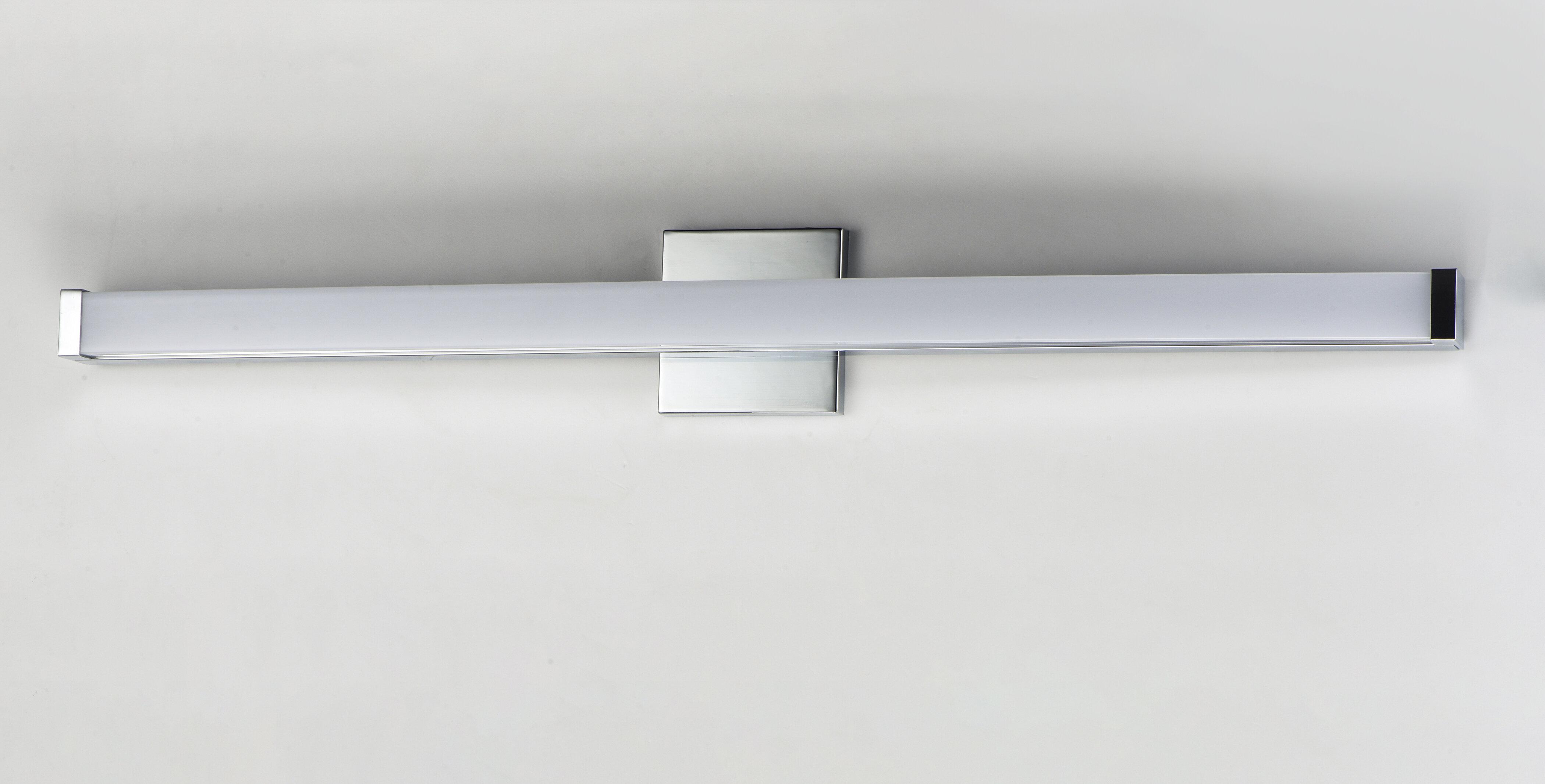 Ebern Designs Lavenia 1 Light Led Bath Bar Reviews Wayfair