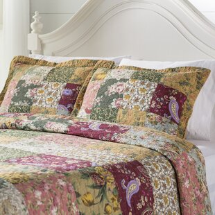 St. John 3 Piece Reversible Quilt Set by August Grove