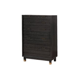 Brayden Studio Randeep Contemporary 5 Drawer..
