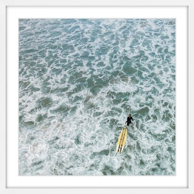 Marmont Hill 'Choppy Waters' Framed Photographic Print