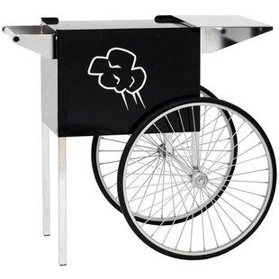 Contempo Pop Popcorn Machine Cart