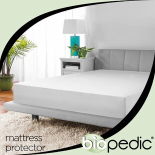 Hypoallergenic Waterproof Mattress Protector by BioPEDIC No Copoun