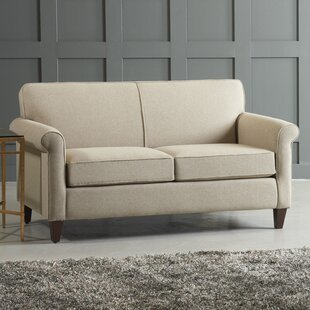 Leland Loveseat by Wayfair Custom Upholstery™