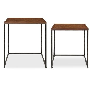 Callan End Table by 17 Stories