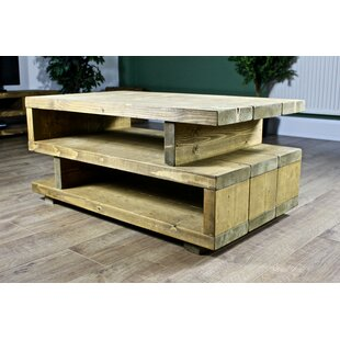 Adlingt Coffee Table By Union Rustic