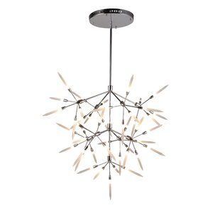 Orren Ellis Princess 45-Light Novelty Chandelier