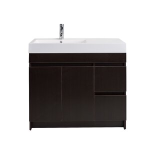 Suki 39 Single Bathroom Vanity Set by Orren Ellis