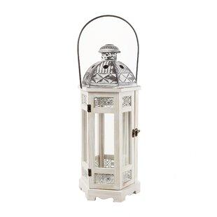 Candle Holders Home & Garden Reliable H 28 Big Metal Wedding Candle Lantern Hurricane Lantern Decor Garden Light Decoration Yard Standard Lamp Glass Path Lighting