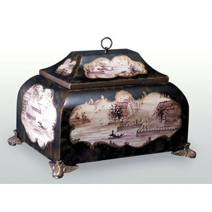 Order Chinoiserie Design Jewelry Box By AA Importing