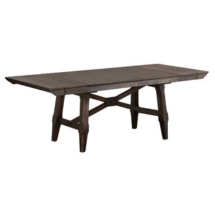 New Haven Extendable Solid Wood Dining Table Winners Only, Inc.