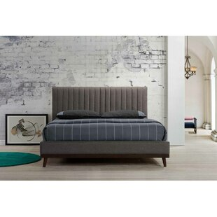 Roxanna Queen Upholstered Platform Bed