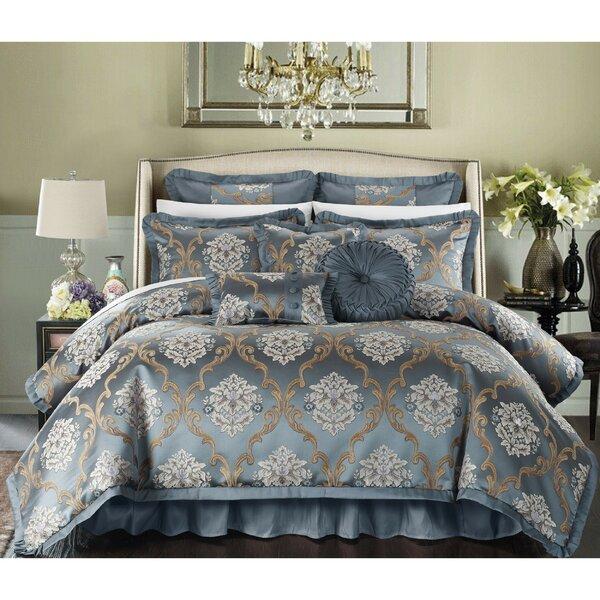 Faux Silk Comforter Wayfair